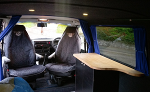 909ae24b29 Bed Options -Non crash tested rock and roll bed (no seatbelts) -M1 tested  rock and roll beds (3 4   full width) -Top of the range RIB Beds